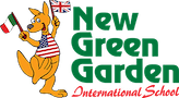 New Green Garden International School Logo